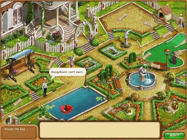 Charmant Game Screenshot